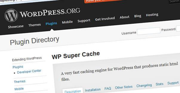wp-super-cache-parablogueiros